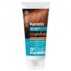 Реструктуриращ балсам за коса с кератин, 200 мл