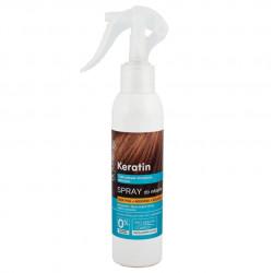 Реструктуриращ спрей за коса с кератин, 150 мл