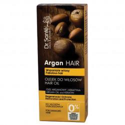 Регенериращо масло за коса с арган, 50 мл