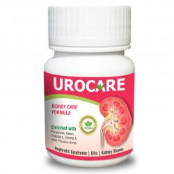 Урокеър хърбъл (Urocare herbal), 40 капсули