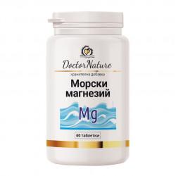 Морски магнезий, 60 таблетки