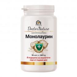 Монолаурин, 90 капсули