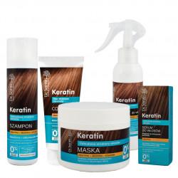 Серия за коса с кератин