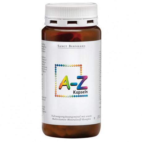 Мултивитамини и минерали A - Z, 150 капсули