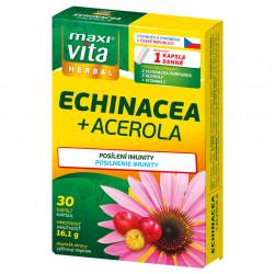Ехинацея + Ацерола, 30 капсули